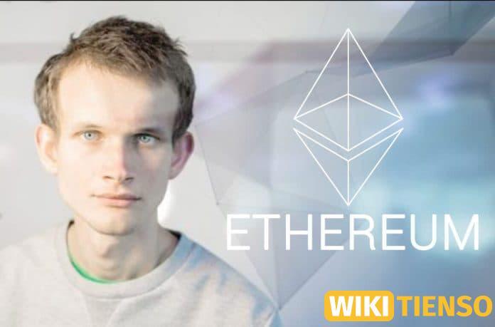 Vitalik Buterin tạo ra ethereum