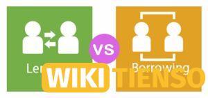 Lending và Borrowing