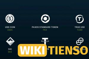 giao thức stablecoin